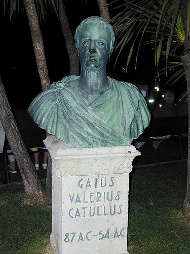 Catullus the latin library